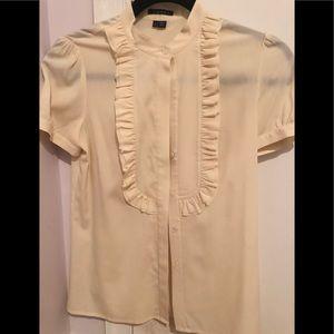 Silk Theory blouse - XS